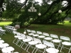 Louisiana wedding under the oaks